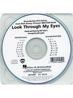 Phil Collins: Look Through My Eyes (CD) CDs  