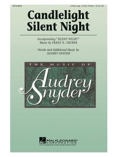 Audrey Snyder: Candlelight Silent Night Books | 2-Part Choir