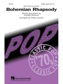 Queen: Bohemian Rhapsody (SATTBB) Books | SATTBB