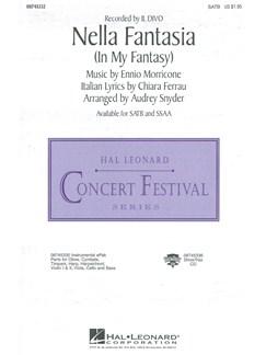 Il Divo: Nella Fantasia (In My Fantasy) - SATB Books | SATB, Piano Accompaniment