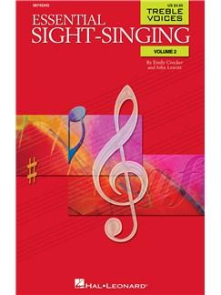 Essential Sight-Singing: Treble Voices - Volume 2 Books | Voice