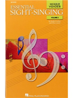 Essential Sight-Singing: Mixed Voices - Volume 2 Books | Voice