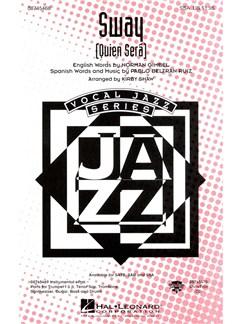 Pablo Beltran Ruiz: Sway (Quien Sera) - SSA Books | SSA, Piano Accompaniment