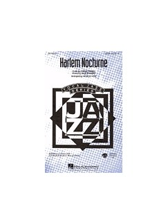 Earle Hagen: Harlem Nocturne (Instrumental Pack) Books | Piano, Bass Guitar, Drums