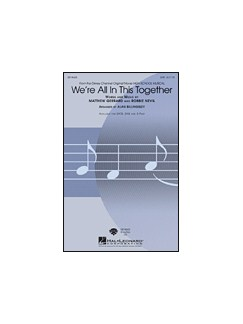 We're All In This Together (ShowTrax CD) CDs | Voice