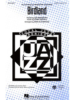 Josef Zawinul: Birdland (SATB) Livre | SATB