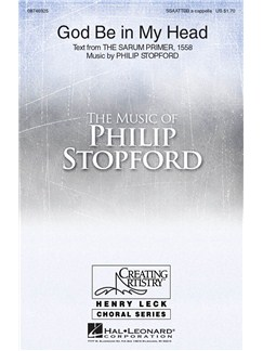 Philip Stopford: God Be In My Head Books | SATB
