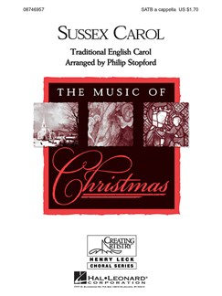 Philip Stopford: Sussex Carol Books | SATB