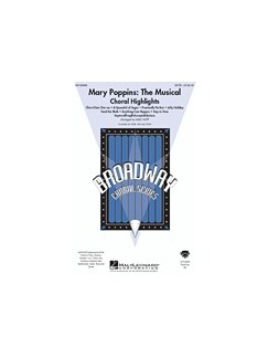 Mary Poppins: The Musical (ShowTrax CD) CDs | Choral