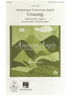 Anonymous 4: American Angels - Crossing Books | SSAA