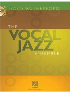 The Vocal Jazz Ensemble Books and CDs | Voice