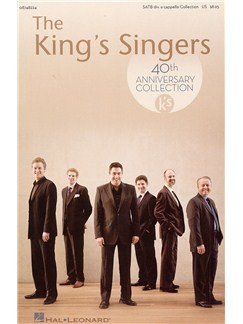 The King's Singers: 40th Anniversary Collection (SATB) Books | SATB