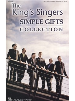 The King's Singers: Simple Gifts Collection (SATB) Books | SATB