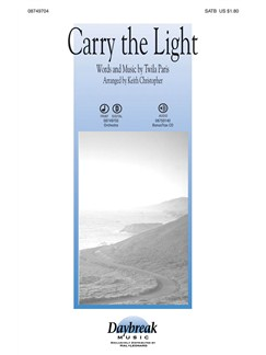 Carry the Light (Orchestra) Books | Orchestra