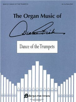 Bish: Dance Of The Trumpets Organ Books | Organ