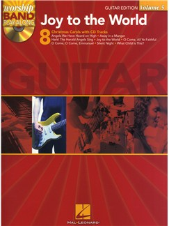 Worship Band Play Along Volume 5: Joy to the World (Guitar) Books and CDs | Guitar