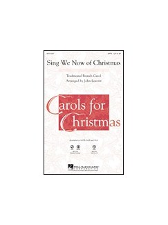 Sing We Now Of Christmas (ChoirTrax CD) CDs | Choral