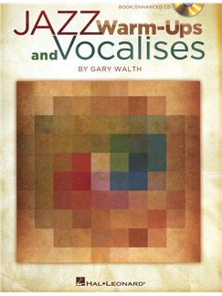 Gary Walth: Jazz Warm-ups And Vocalises Books and CDs | Voice
