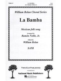 La Bamba - SATB Books | SATB