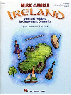Music Of Our World - Ireland Books and CDs | Piano, Vocal & Guitar