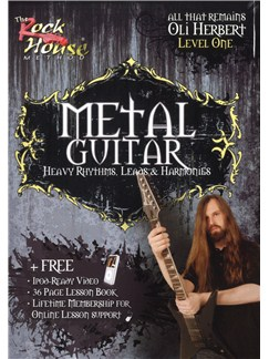 Oli Herbert (All That Remains): Metal Guitar - Level One DVDs / Videos | Guitar