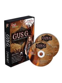 Gus G.: Lead & Rhythm Techniques DVDs / Videos | Electric Guitar