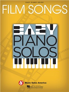 Easy Piano Solos: Film Songs Books | Piano