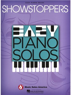 Easy Piano Solos: Showstoppers Books | Piano