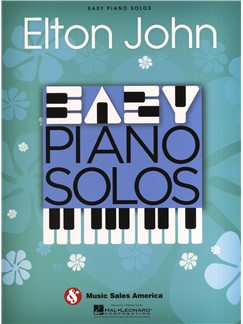 Easy Piano Solos: Elton John Books | Piano