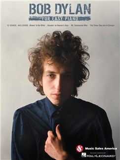 Bob Dylan: Easy Piano Books | Piano