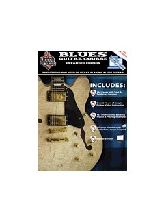 House Of Blues Blues Guitar Course Books | Guitar, Guitar Tab