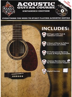 House Of Blues Acoustic Guitar Course Books and DVDs / Videos | Guitar, Guitar Tab