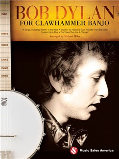 Bob Dylan For Clawhammer Banjo Livre | Banjo