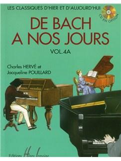 Charles Hervé: De Bach À Nos Jours - Volume 4A Books | Piano