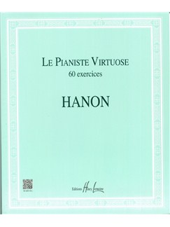 Hanon: Le Pianiste Virtuose En 60 Exercices Books | Piano