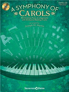 A Symphony Of Carols Books and CDs | Piano