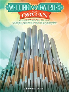 Wedding Favorites For Organ Books | Organ, Lyrics Only