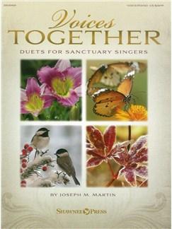 Voices Together: Duets For Sanctuary Singers Books | Voice (Duet), Piano Accompaniment (Duet)