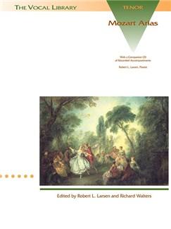 W.A. Mozart: Arias For Tenor (Book/Online Audio) Books and Digital Audio   Tenor, Piano Accompaniment