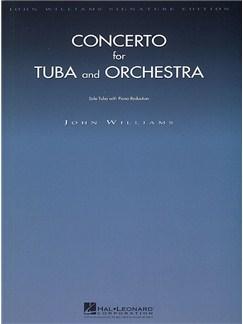 John Williams: Concerto For Tuba And Orchestra Books | Tuba, Piano