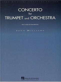 John Williams: Concerto For Trumpet And Orchestra Books | Trumpet, Piano