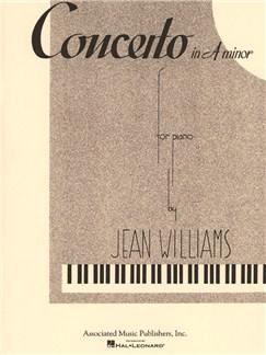 Jean Williams: Concerto In A Minor Books | Piano Duet