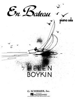 Helen Boykin: En Bateau Books   Piano