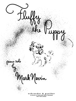 Mark Nevin: Fluffy The Puppy Books | Piano