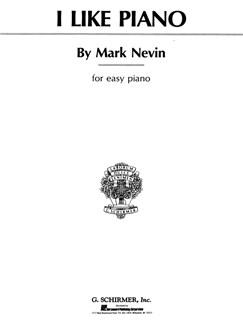 Mark Nevin: I Like Piano Books | Piano