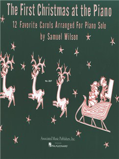 The First Christmas At The Piano Books | Piano