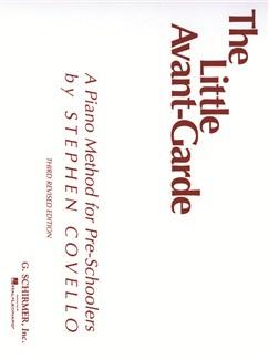 Stephen Covello: The Little Avant Garde - Book 1 Books | Piano