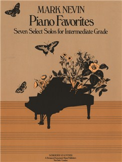 Mark Nevin: Piano Favorites - Seven Select Solos For Intermediate Grade Books | Piano