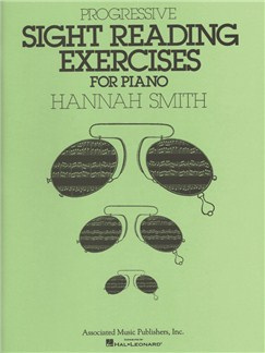 Hannah Smith: Progressive Sight Reading Exercises For Piano Books | Piano