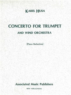 Concerto for Trumpet and Wind Orchestra Books | Score